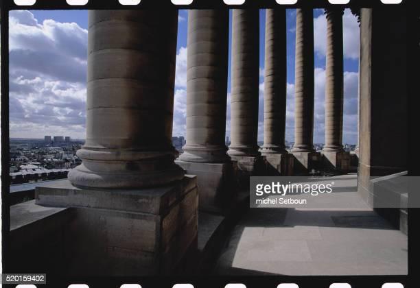 Columns of the Pantheon