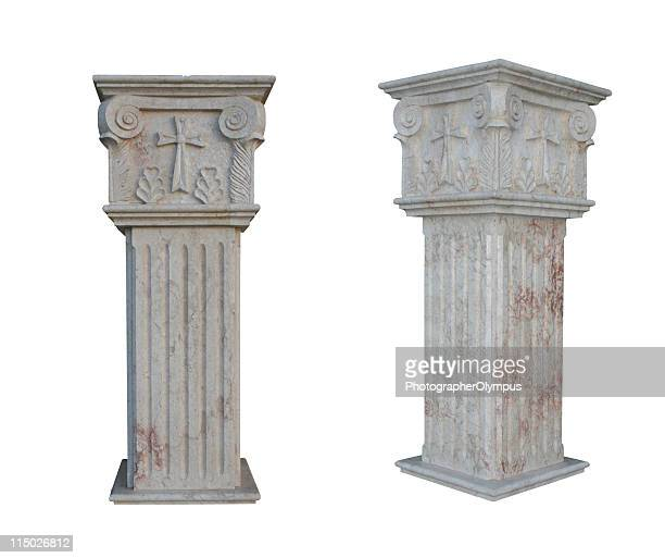 columns - pedestal stock pictures, royalty-free photos & images