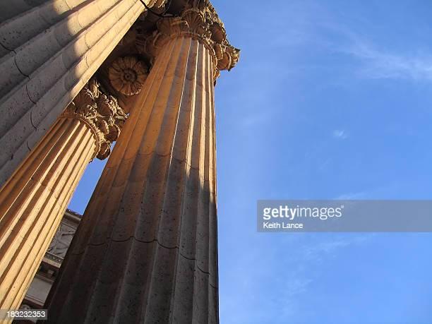Columns & Sky