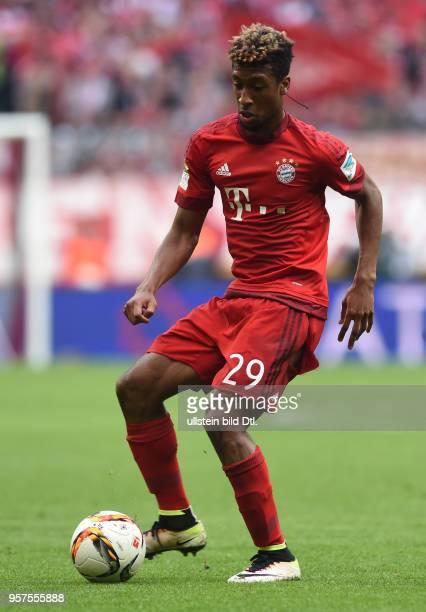 Coman Kingsley France soccer player FC Bayern Munich April 16 2016