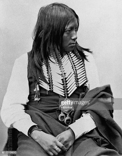 Comanche Chief Buffalo Hump