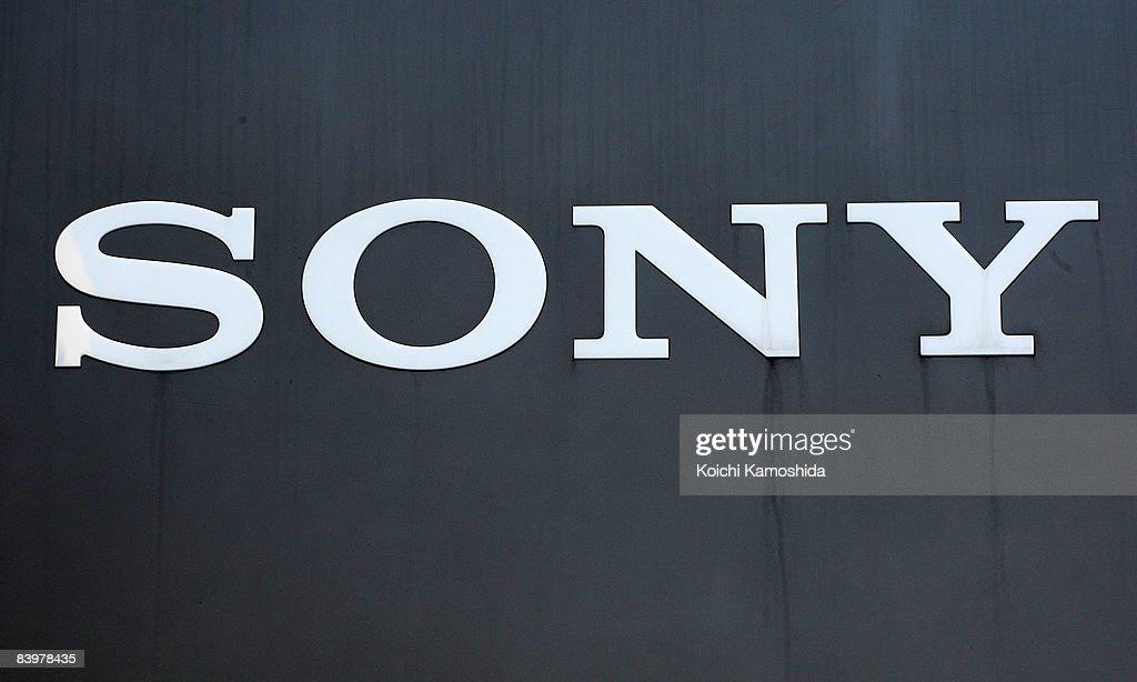 Sony To Cut 16,000 Jobs In Wake Of Global Turndown : News Photo