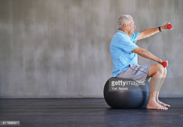 combat aging one kilo at a time - bounce back stock photos and pictures