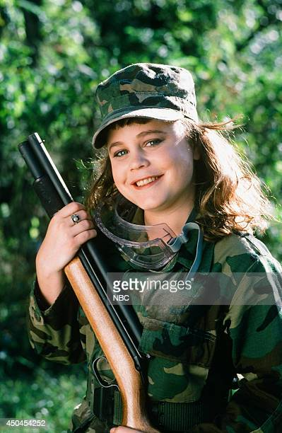 MOVIES 'Combat High' Gallery Pictured Dana hill as Sgt Andrea Pritchett