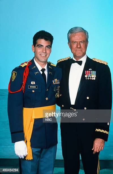 MOVIES Combat High Gallery Pictured George Clooney as Maj Biff Woods Robert Culp as General Edward 'Ed' Woods