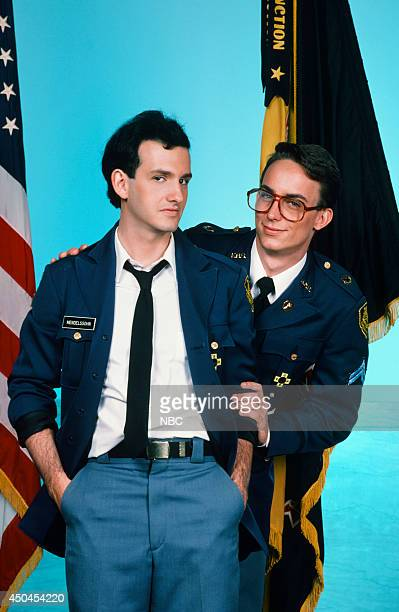 MOVIES Combat High Gallery Pictured Keith Gordon as Max Mendelsson Wallace Langham as Perry Barnett