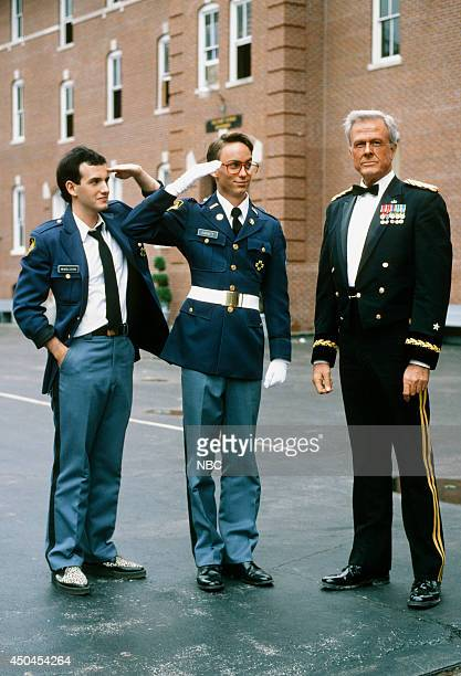 MOVIES Combat High Gallery Pictured Keith Gordon as Max Mendelsson Wallace Langham as Perry Barnett Robert Culp as General Edward 'Ed' Woods