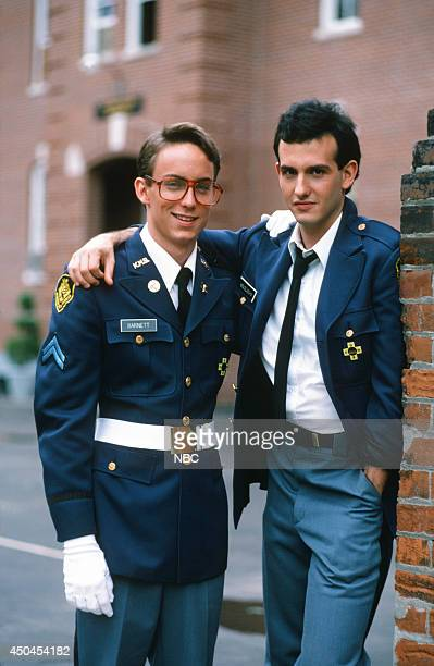 MOVIES Combat High Gallery Pictured Wallace Langham as Perry Barnett Keith Gordon as Max Mendelsson