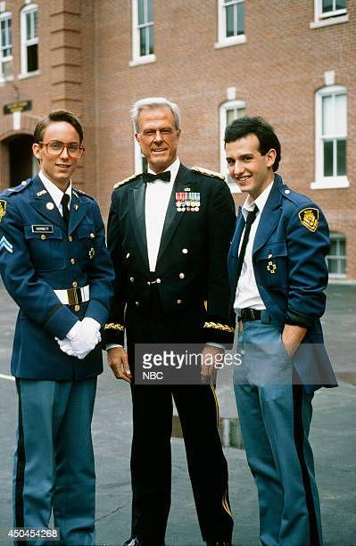 MOVIES Combat High Gallery Pictured Wallace Langham as Perry Barnett Robert Culp as General Edward 'Ed' Woods Keith Gordon as Max Mendelsson