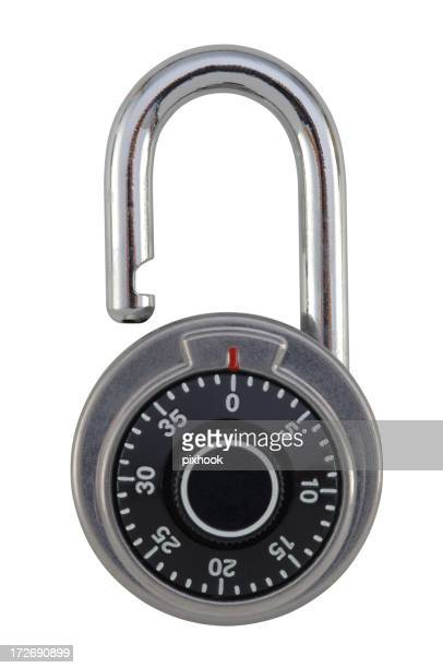 Combination Lock with Path
