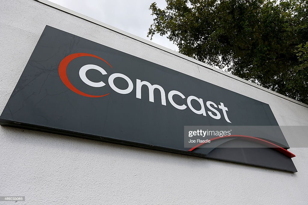 Cable Giant Comcast To Acquire Time Warner Cable : News Photo
