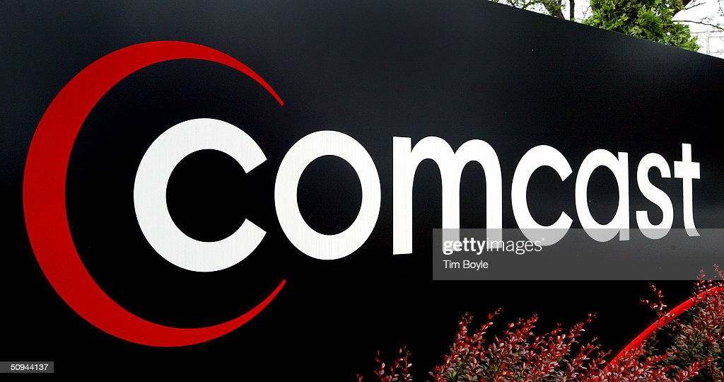 Comcast Interested In Network For Youngsters : News Photo