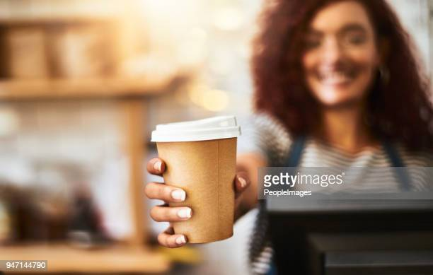 come and collect your fresh cuppa - giving stock pictures, royalty-free photos & images