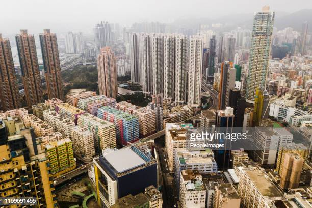 come and explore the city of hong kong - hd format stock pictures, royalty-free photos & images