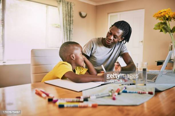 come on buddy, this should be easy - homework stock pictures, royalty-free photos & images