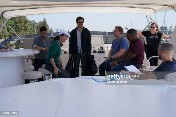 S ANATOMY 'Come on Down to My Boat Baby' Jackson decides he needs some time off and invites the guys to join him on a day out at sea while Arizona...