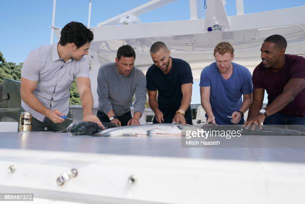 S ANATOMY Come on Down to My Boat Baby Jackson decides he needs some time off and invites the guys to join him on a day out at sea while Arizona...