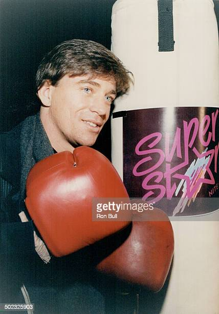 Comeback trail: Donny Lalonde; dethroned as light heavyweight champ by Sugar Ray Leonard; is coming out of retirement to fight Mike Pollitt March 20.