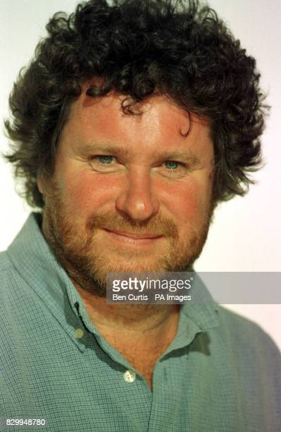 Comedian actor and television presenter Rory McGrath