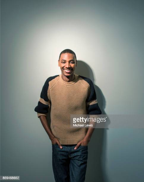 Comedian actor Jerrod Carmichael photographed for Variety on February 9 2016 in Los Angeles California
