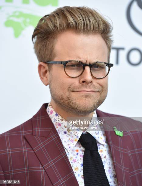 Comedian Adam Conover attends the 28th Annual EMA Awards Ceremony at Montage Beverly Hills on May 22 2018 in Beverly Hills California
