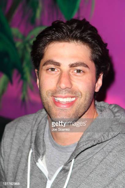 """Comedian Adam Ray attends """"A Benefit For RX Laughter"""" presented by Junior Hollywood Radio & Television at Jon Lovitz Comedy Club on July 8, 2010 in..."""