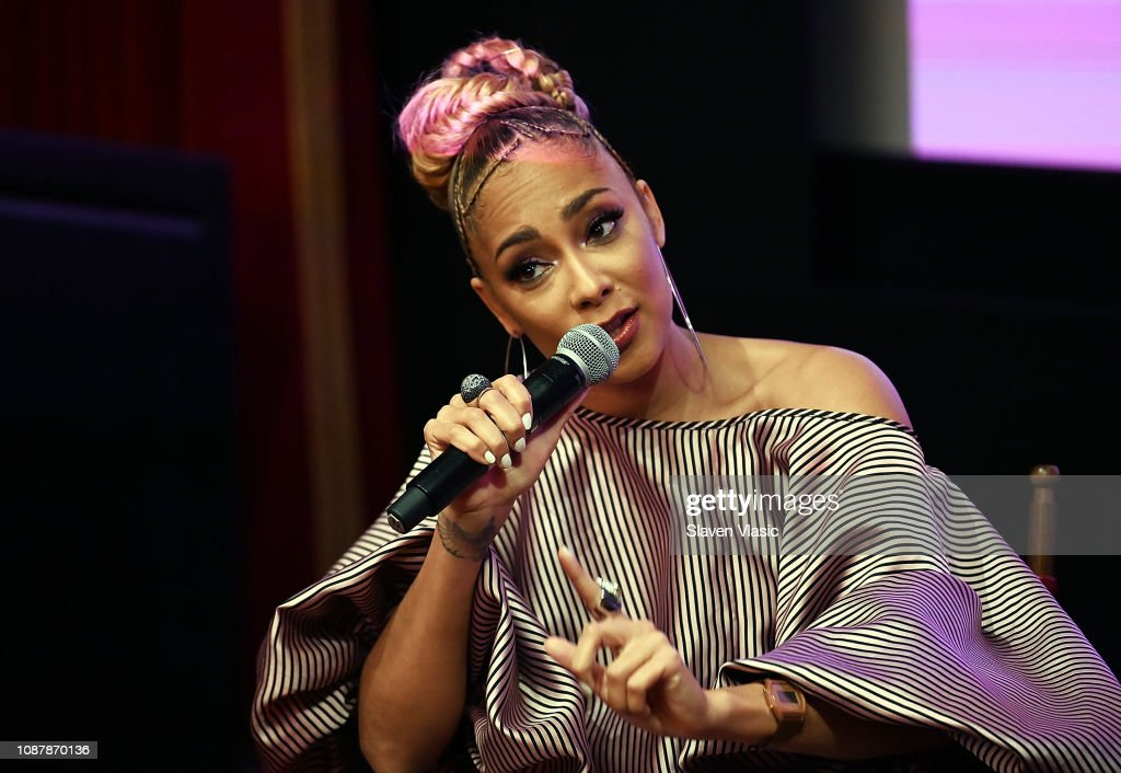 """HBO's """"I Be Knowin'"""" NYC Screening With Amanda Seales : News Photo"""