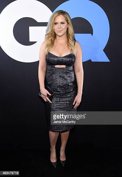 Comedian Amy Schumer attends GQ and LeBron James Celebrate All-Star Style on February 14, 2015 in New York City.