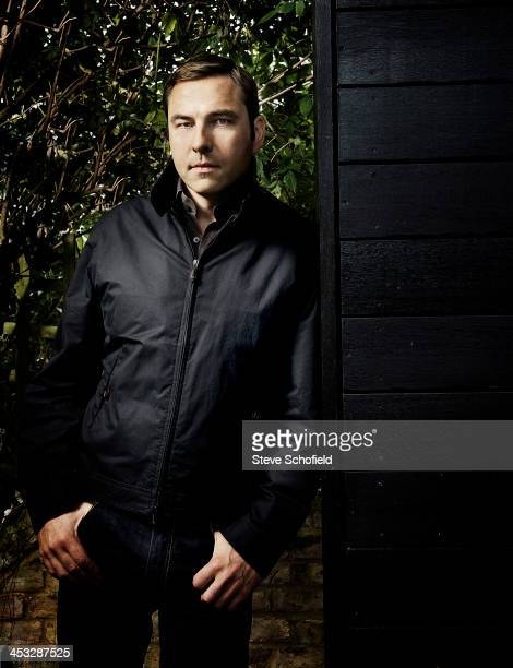 Comedian and actor David Walliams is photographed on September 14 2009 in London England