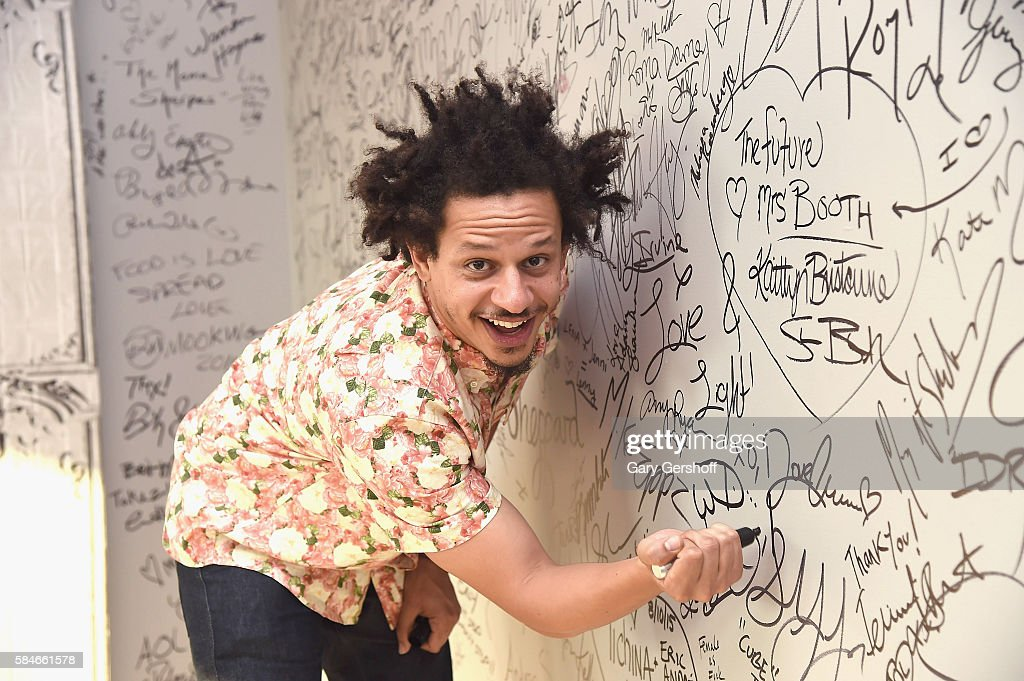 AOL Build Presents Eric Andre, 'The Eric Andre Show' : News Photo
