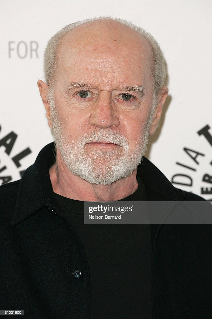 A Conversation With George Carlin : News Photo