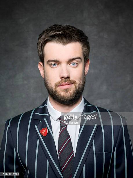 Comedian and actor Jack Whitehall is photographed for FHM magazine on June 18 2015 in London England