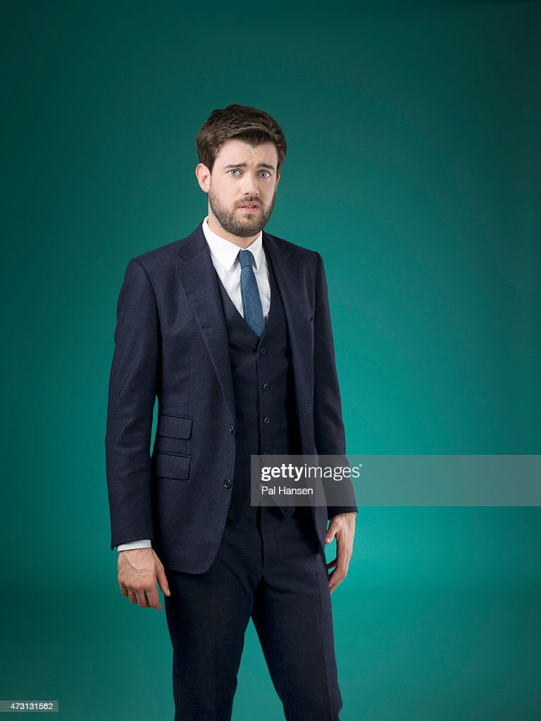 Jack Whitehall, Sunday Times magazine UK, November 23, 2014 : News Photo