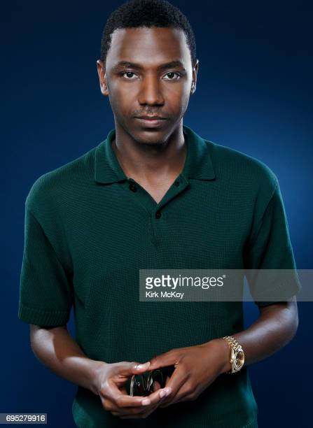 Comedian and actor Jerrod Carmichael is photographed for Los Angeles Times on June 5 2017 in Los Angeles California PUBLISHED IMAGE CREDIT MUST READ...