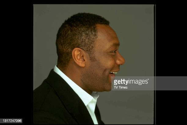 Comedian and actor Lenny Henry, circa 1999.