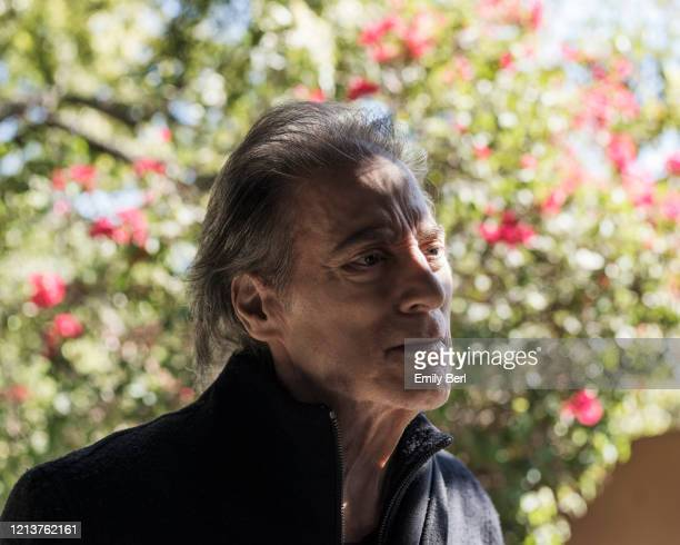 Comedian and actor Richard Lewis is photographed for the Washington Post on February 20 2020 at home in Los Angeles California PUBLISHED IMAGE