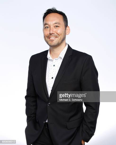 Comedian and actor Steve Byrne poses during his appearance at The Ice House Comedy Club on August 11 2017 in Pasadena California