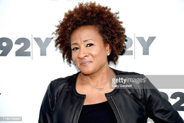 Comedian and actress Wanda Sykes attends ' Wanda Sykes in Conversation with Jonathan Capehart' at 92nd Street Y on June 04 2019 in New York City