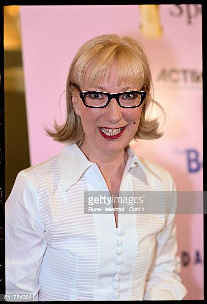 Comedian and Author Jenny Eclair at the British Book Awards