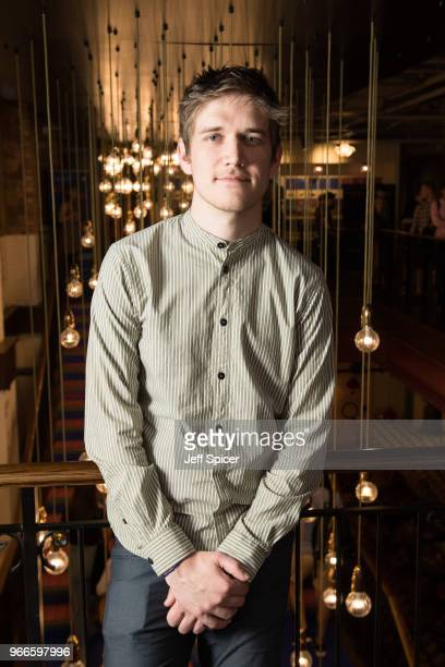 Comedian and director Bo Burnham arrives for 'Make Em Laugh A Comedy Movie Masterclass' during the 2018 Sundance Film Festival at Picturehouse...