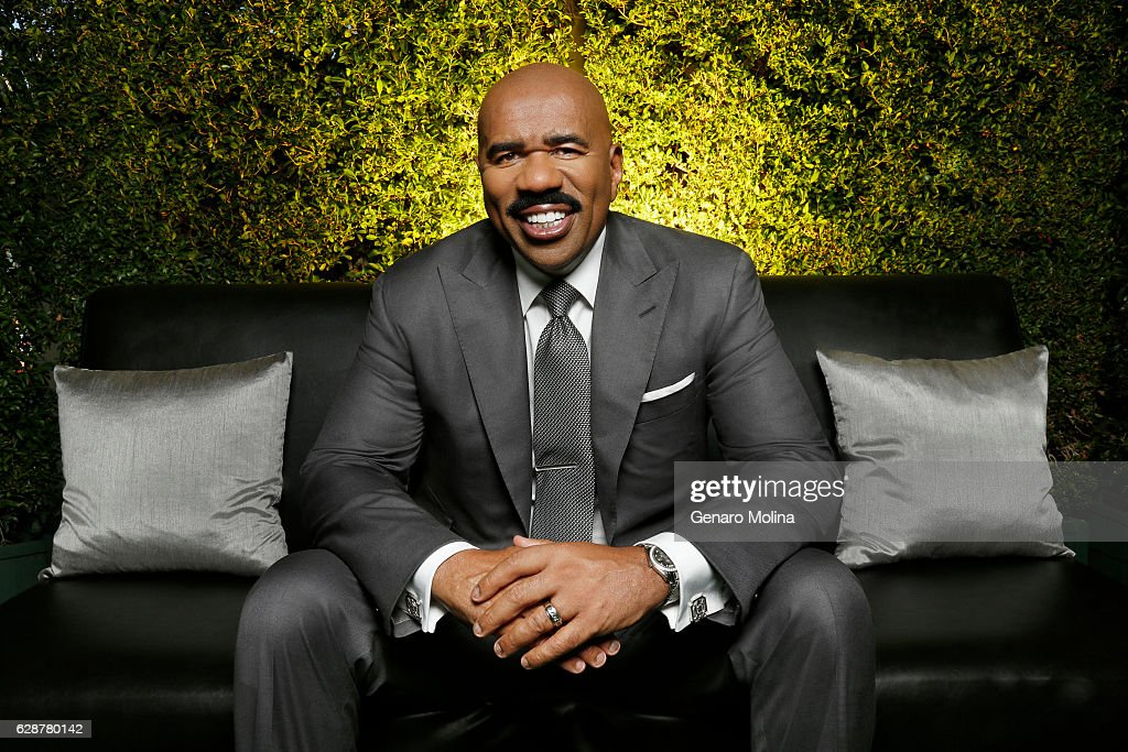 Steve Harvey, Los Angeles Times, December 1, 2016
