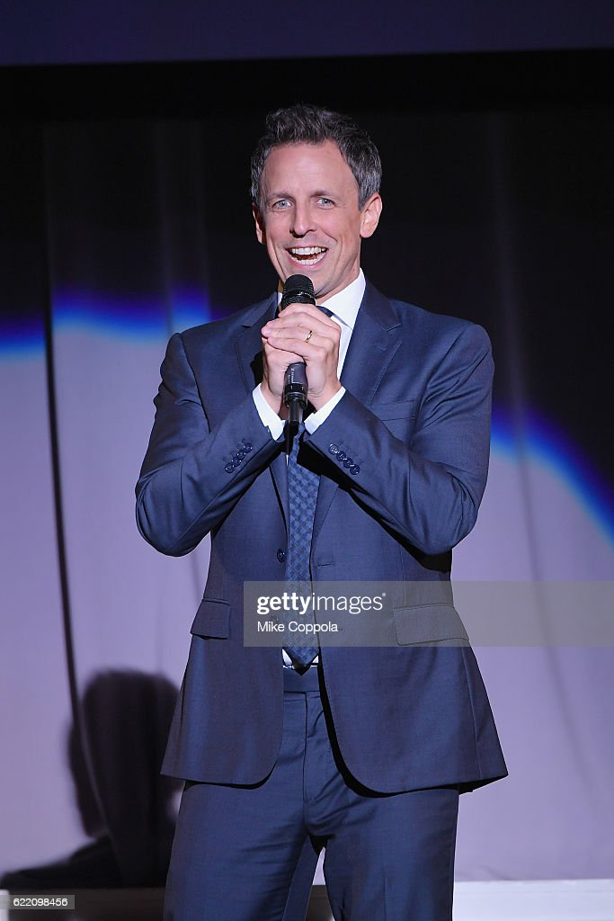 "The Natural Resources Defense Council Presents ""NRDC's Night of Comedy"" Benefit with Seth Meyers, John Oliver, George Lopez, Mike Birbiglia and Hasan Minhaj"