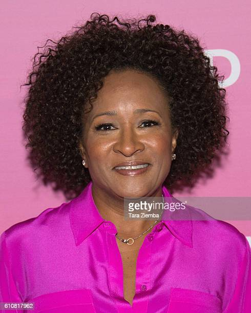 Comedian and survivor Wanda Sykes attends The Breast Cancer One Dinner hosted by Delta Air Lines and The Breast Cancer Research Foundation at JW...
