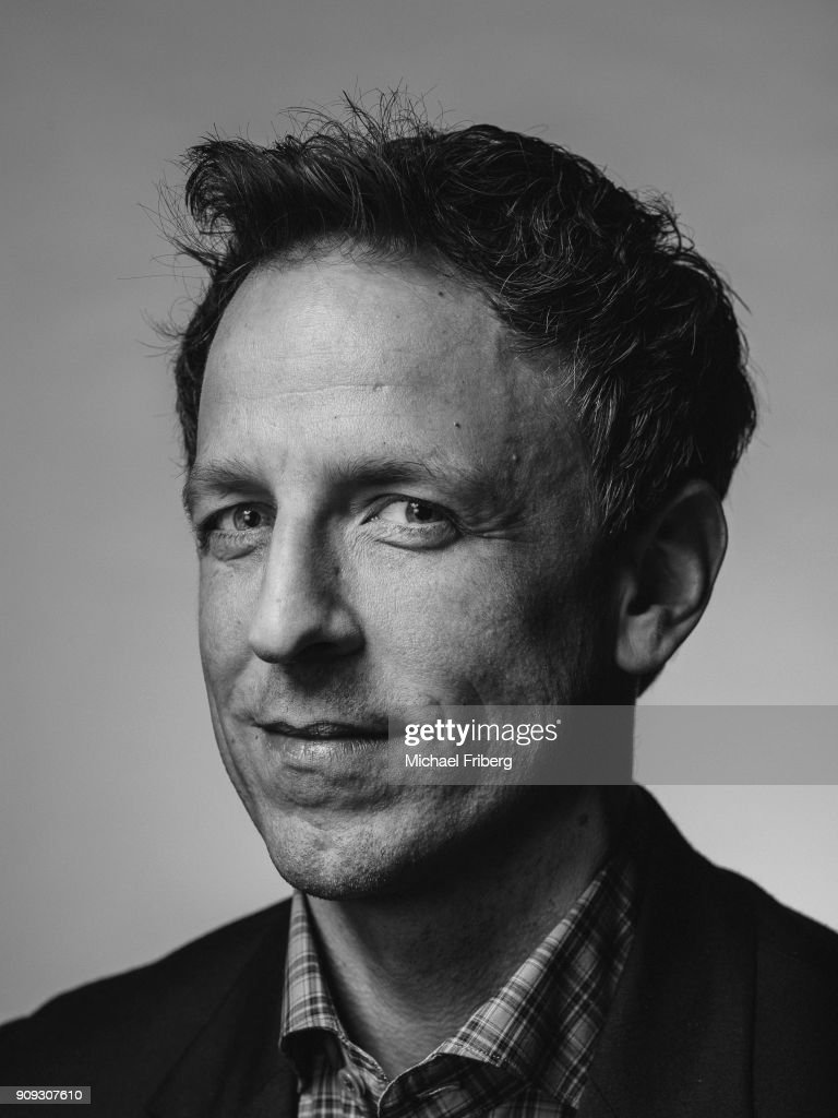 Seth Meyers, New York Times, January 5, 2018