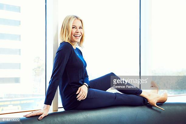 Comedian and television host Chelsea Handler is photographed for Variety on May 12 2016 in Los Angeles California