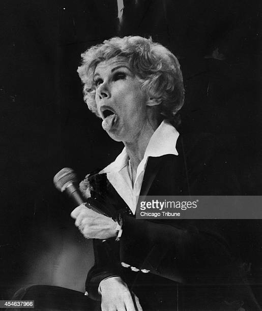 Comedian and television personality Joan Rivers died on Thursday Sept 4 at age 81 Here Rivers in a February 19 file image