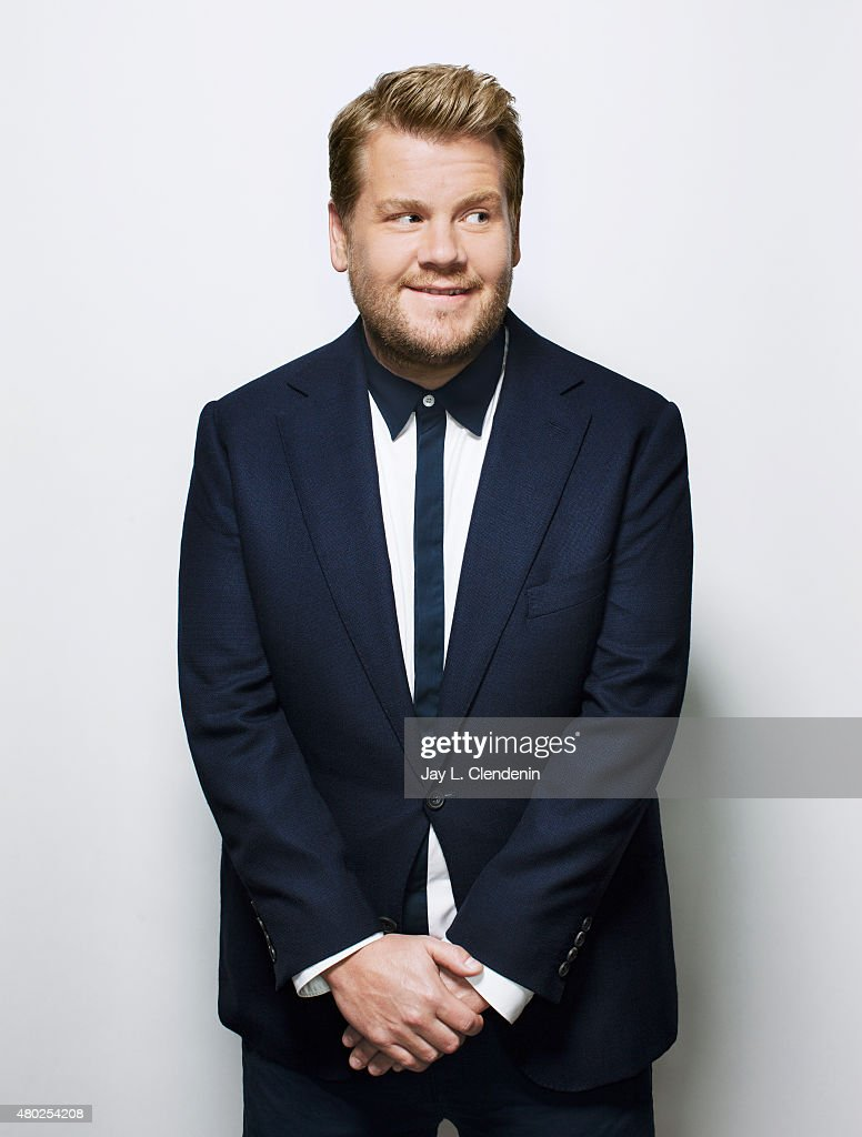 James Corden, Los Angeles Times, June 23, 2015