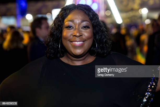 Comedian and TV Host Loni Love attends the Saint John's Health Center Foundation's 75th Anniversary Gala Celebration at 3LABS on October 21 2017 in...