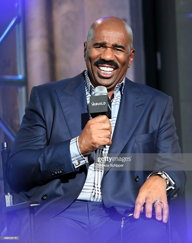 AOL BUILD Speaker Series: Steve Harvey