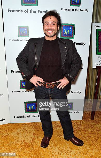 Comedian ANT arrives at the 12th Annual Families Matter Benefit and Celebration event held at the Four Seasons Beverly Wilshire Hotel on May 30 2008...